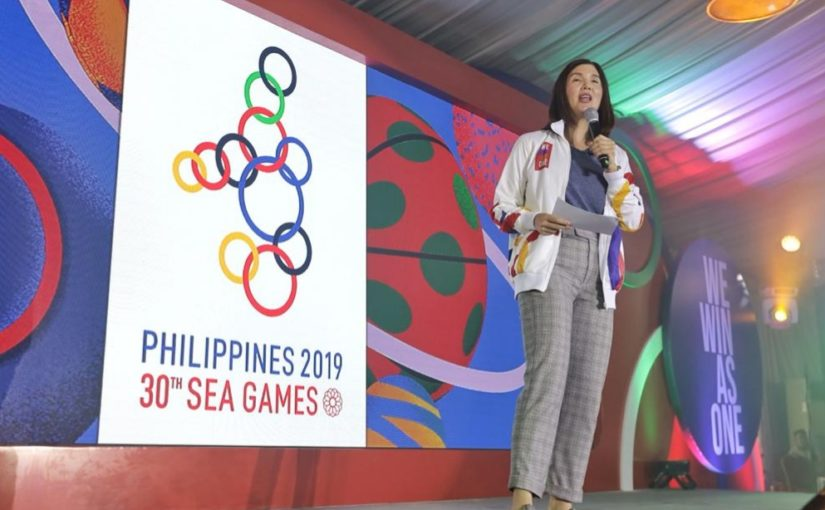 Pia calls on youth volunteers to help prep for SEA Games