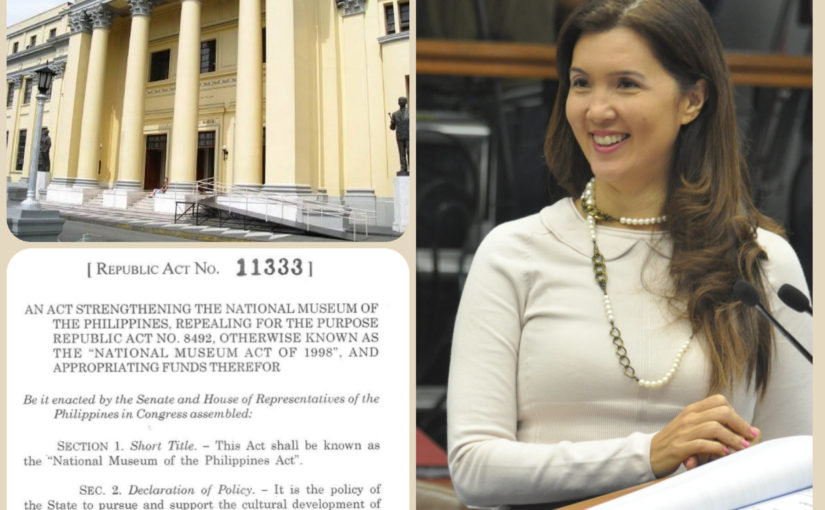 New law strengthening National Museum hailed