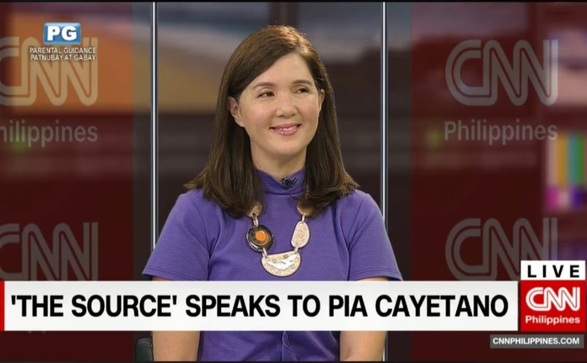 Pia: Listen to experts on Dengvaxia