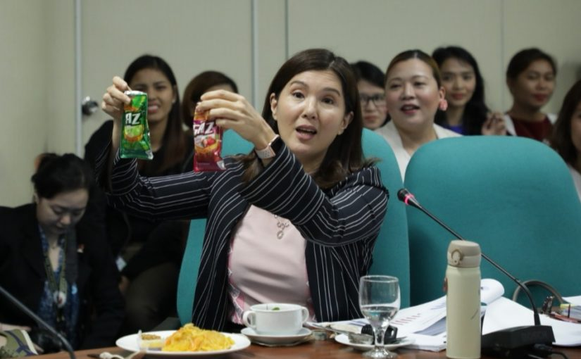 Pia wants 'alcopops' pulled out of store shelves