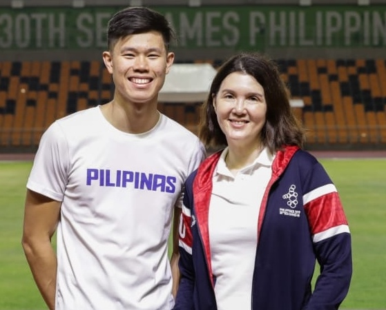 Pinoy athletes all praises for New Clark City sports facilities