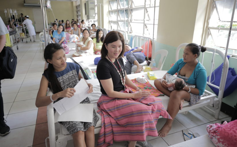 Pia renews call for Build, Build, Build for Health to equip PH for new normal